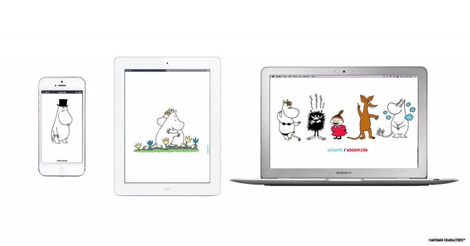 By Photo Congress Moomin Wallpaper Iphone 6 Hd