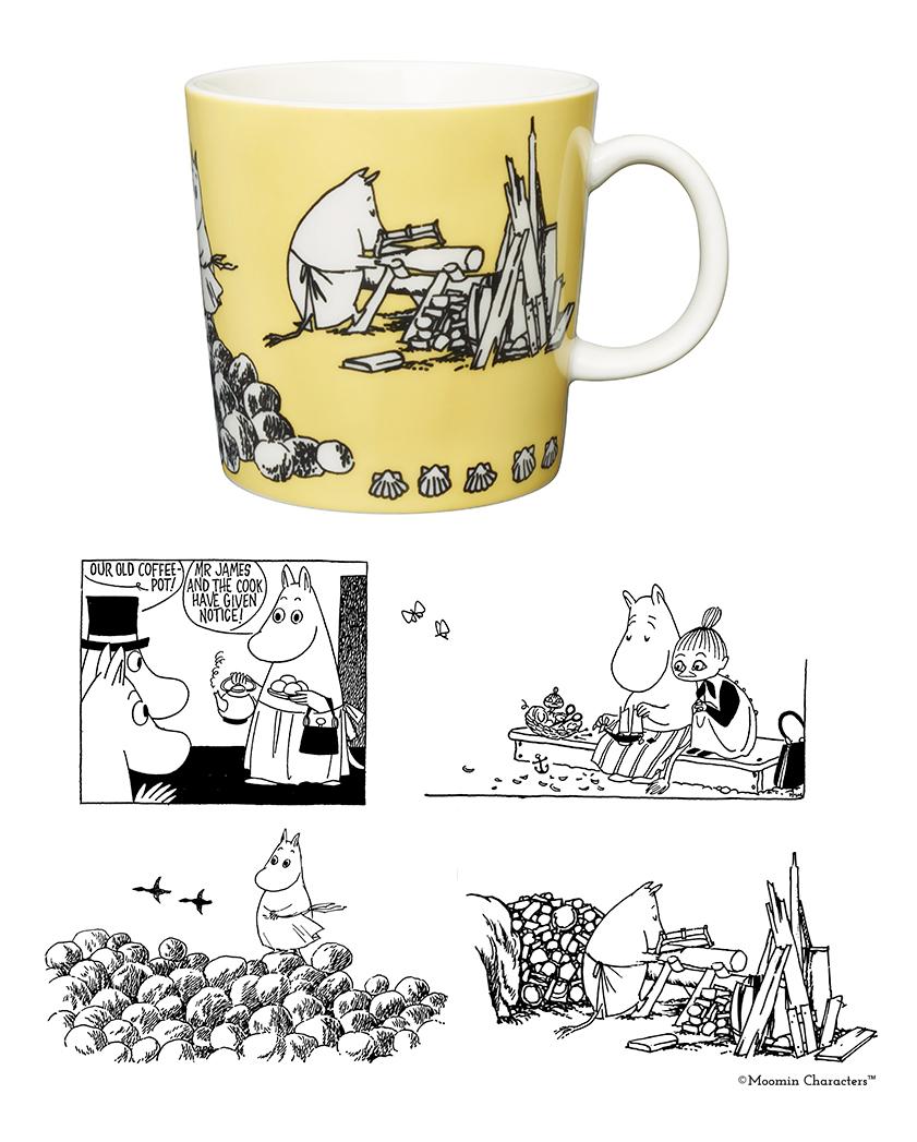 4-Moomin-mug-Yellow