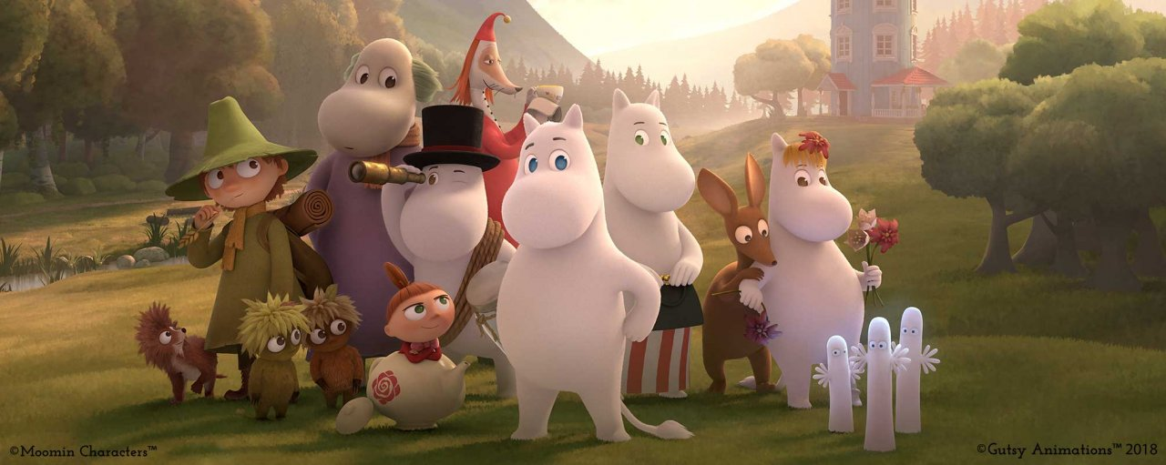 Moominvalley - the new Moomin TV series - Moomin