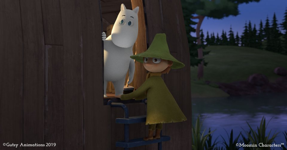 MOOMINVALLEY Archives - Moomin