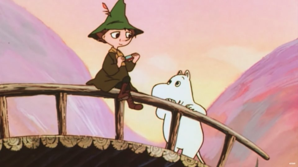 Adventures_from_Moominvalley_1990_Moomin_Snufkin_TV